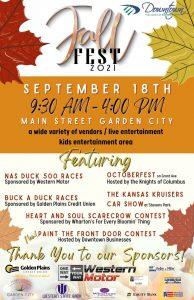 Fallfest 2021 @ Downtown Garden City